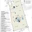 Plano general del Agdal de Marakech, con indicación de elementos catalogados en las campañas de prospección arqueológica de 2012 y 2014. Laboratorio de Arqueología y Arquitectura de la Ciudad.