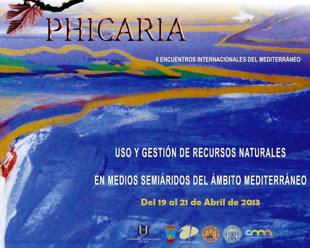 PHICARIA_2013_CARTEL
