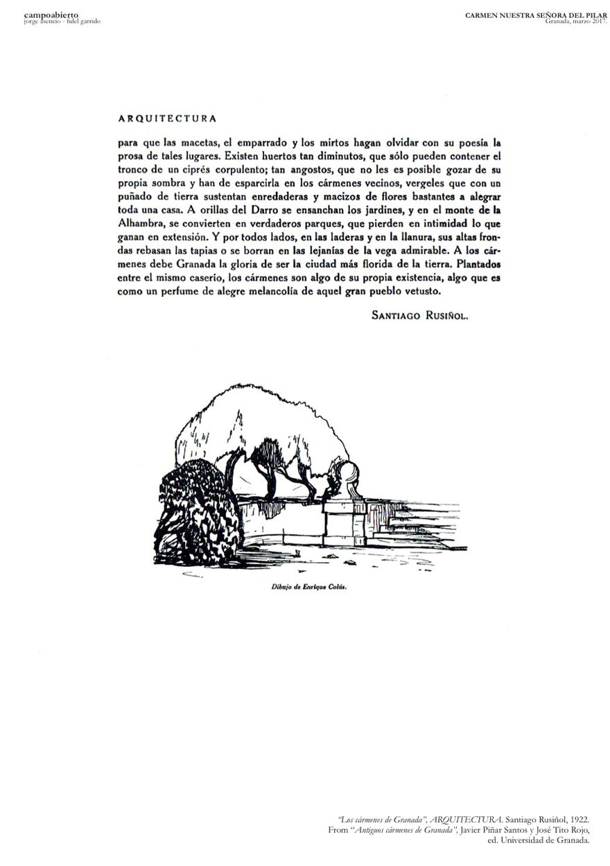 06 CARMEN NUESTRA SRA DEL PILAR - Preliminary draft
