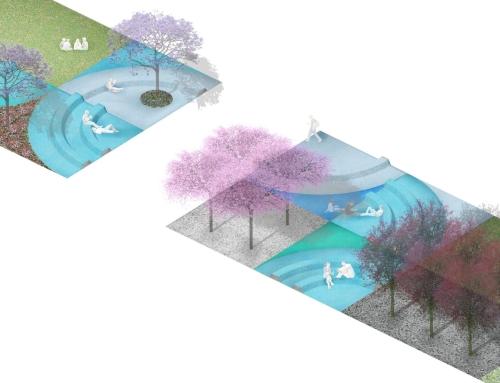 Proyecto de paisajismo – ISLAS Y SENDAS VERDES – Universidad de Málaga – Escuela de Ingenierías Industriales